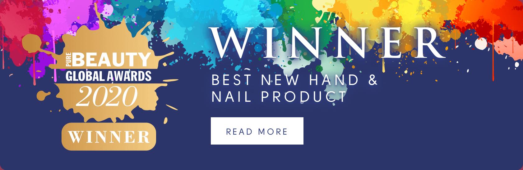 Beauty Awards 2020 Winner - Jersey Honey Intensive Hand Cream